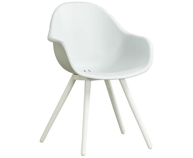 Ghế ăn ANNE màu trắng trang nhã