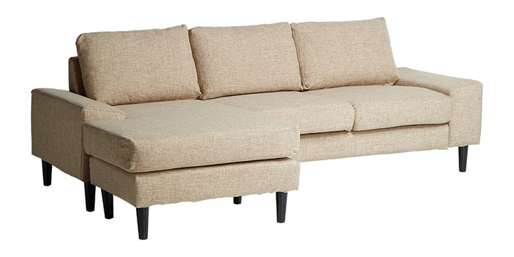 Ghế sofa màu be trang nhã