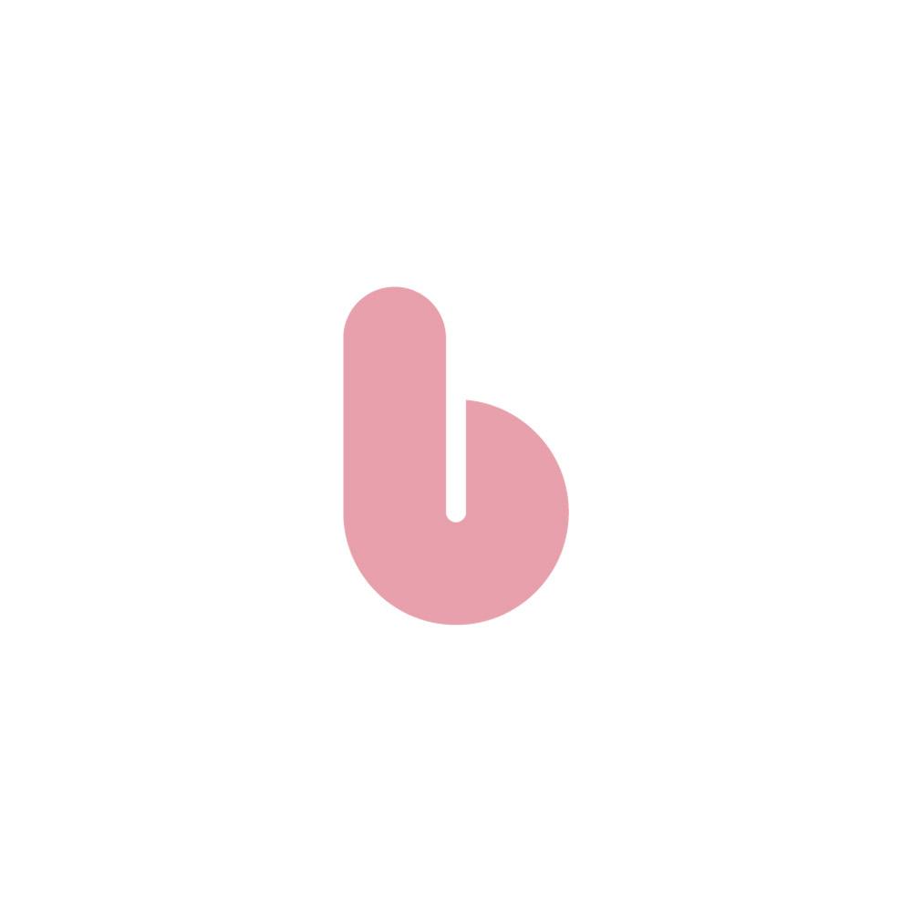 Ống bao tay chống văng dầu mỡ SARA màu xanh, họa tiết hoa nhí