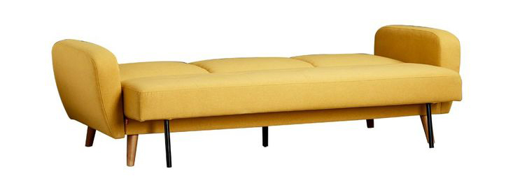 Sofa khung chân gỗ sang trọng