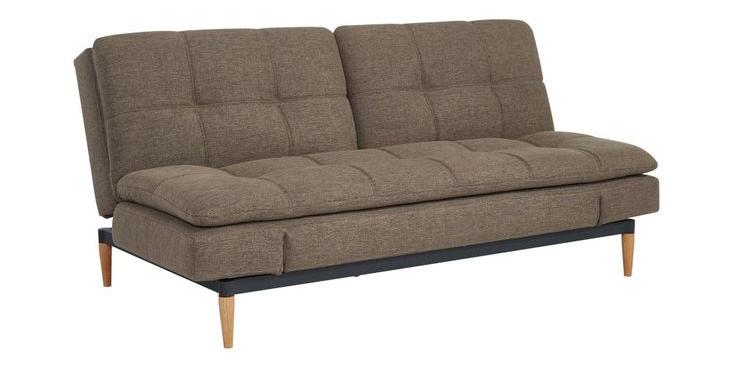 Ghế sofa giường Karlstad với thiết kế đơn giản