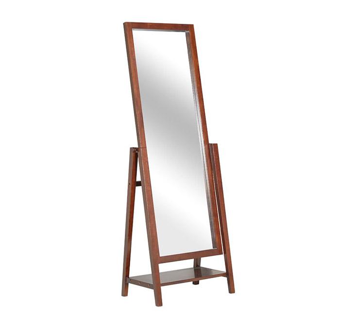 Gương đứng Kitka màu nâu trầm sang trọng