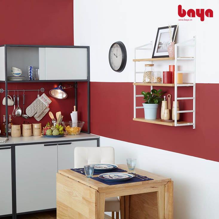 Kệ gắn tường Austro 3 tầng cho phòng bếp