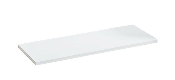 Kệ gắn tường Lokko màu trắng gỗ MDF