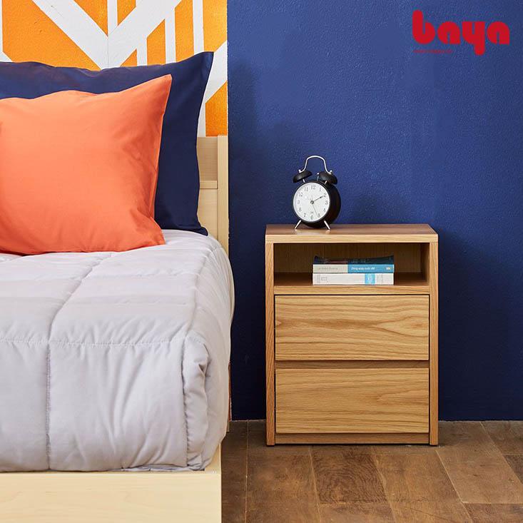 Tủ đầu giường ATTILA tiện lợi cho phòng ngủ