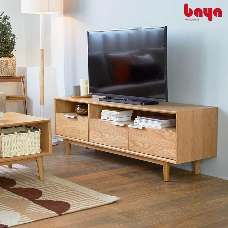 Tủ kệ TV đẹp cho phòng khách