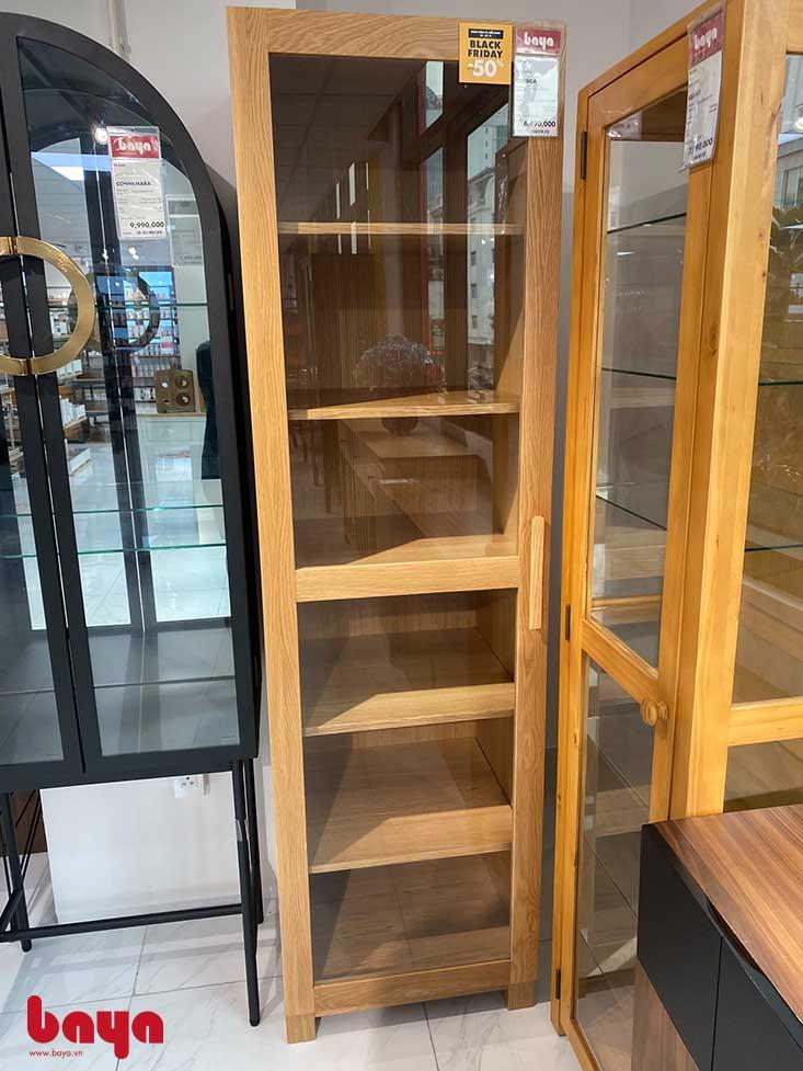 Showroom trưng bày tủ kính của BAYA