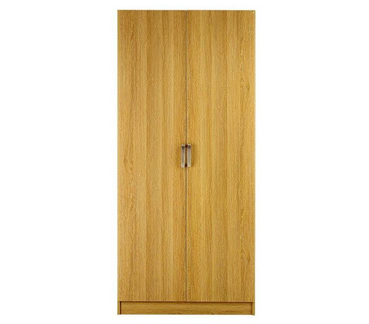 Tủ quần áo PALLADIUM 2 cánh màu gỗ sáng