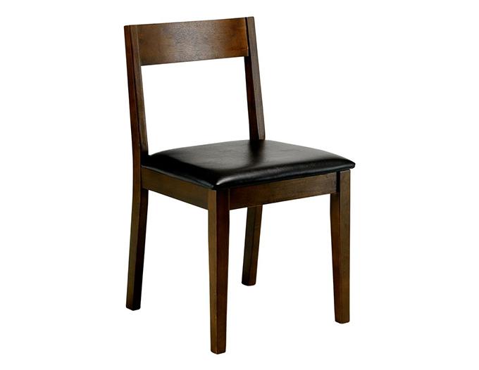 Ghế ăn gỗ bọc da KITTA