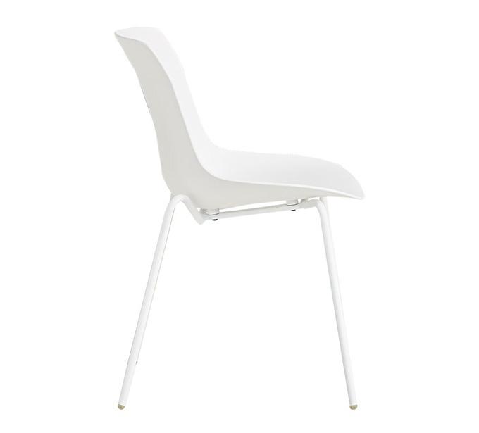 Ghế ăn màu trắng Salem đẹp ấn tượng