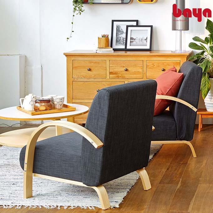 Top 7 mẫu ghế bành đọc sách êm ái và thư giãn tại BAYA