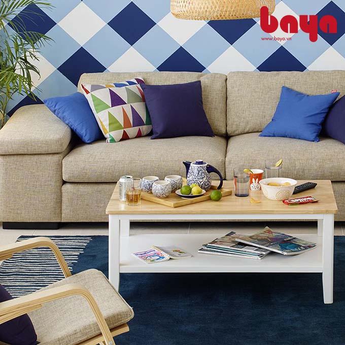"""Lựa chọn kích thước bàn sofa """"CHUẨN"""" cho không gian sống"""