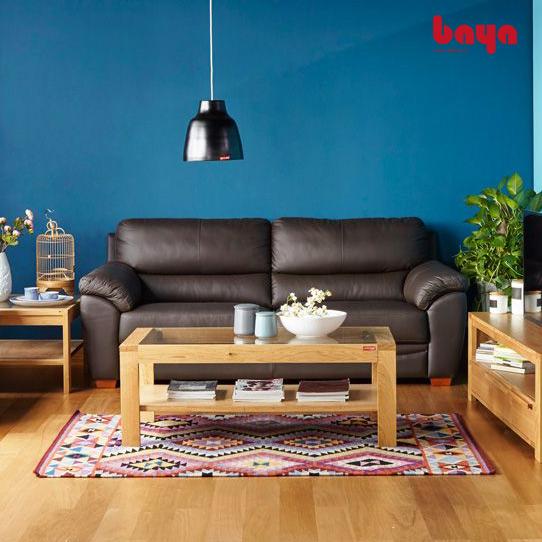 Ghế sofa da - Nâng tầm đẳng cấp cho không gian phòng khách